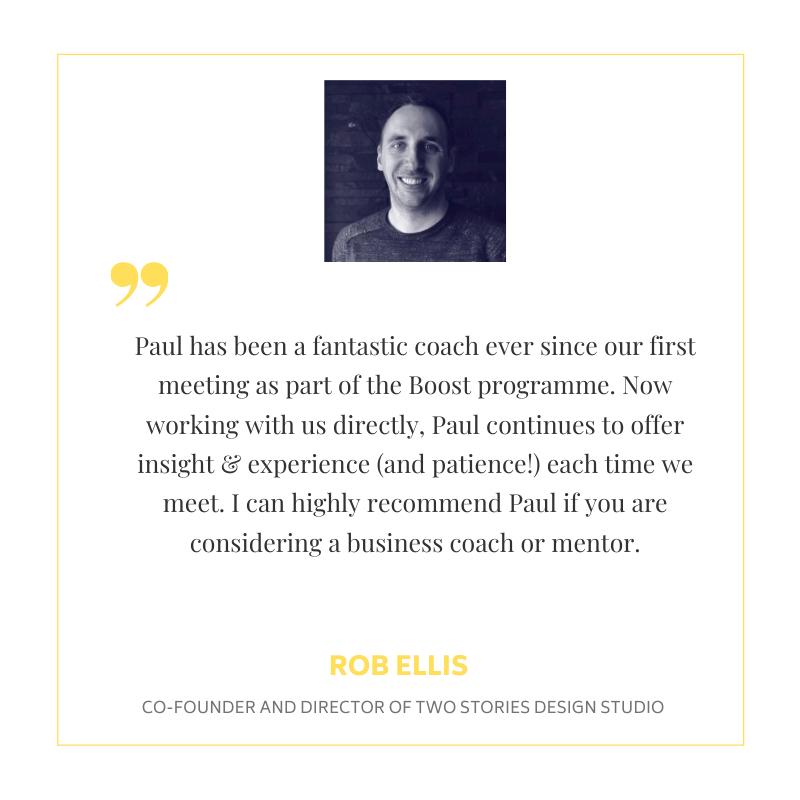 Rob Ellis Testimonial